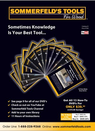 Sommerfeld Tools for Wood Catalog 2020